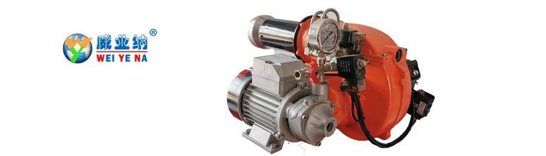 低氮燃烧机价格,其基本原理是使一部分然料作太浓点燃,